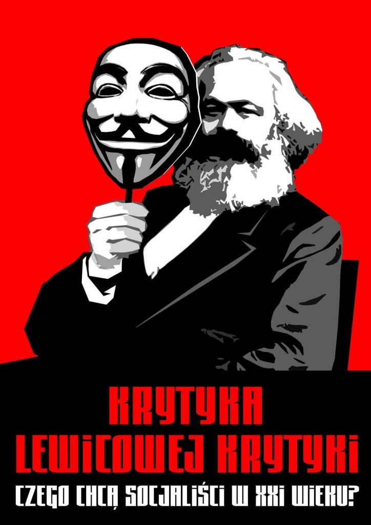 """Zaproszenie na debatę """"Obalić kapitalizm? Czego chce lewica w XXI wieku?"""