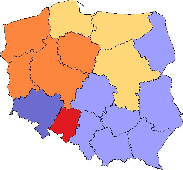 KRAJOBRAZ PO SAMORZĄDOWEJ BITWIE. Jak wygląda Polska  po wyborach z2018 r.?