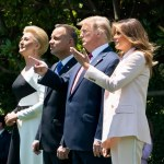 Wizyta Dudy w USA jednak korzystna dla Polski