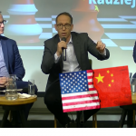 Video recording of the debate