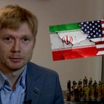 Amerykańsko-irańska partia szachów – Patryk Gorgol