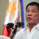 Duterte chce grać na wielu fortepianach