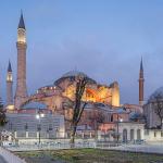 Hagia Sofia ponownie meczetem