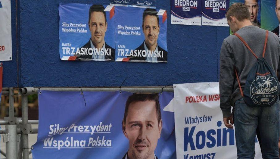 Żenująca kampania wyborcza