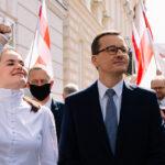 Postawienie na białoruską opozycję jest realistycznym posunięciem