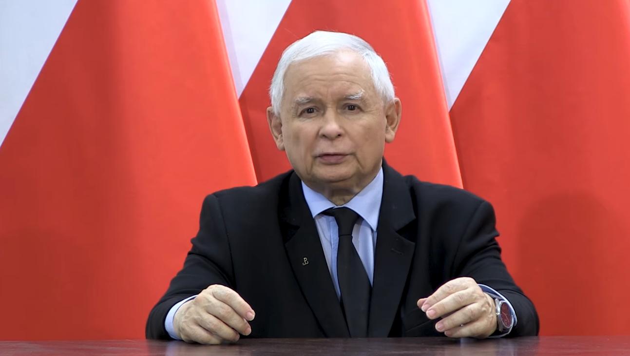 Oświadczenie Kaczyńskiego w sprawie protestów