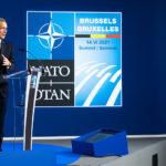 NATO lekko ożywione